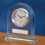 Rounded Glass Employee Awards