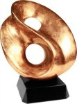 Gold Art Sculpture Award Sales Awards